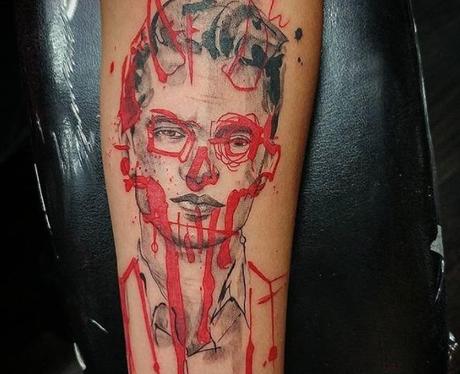 Brendon Urie Tattoo